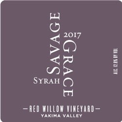 2017 Syrah, Red Willow
