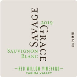 2019 Sauvignon Blanc, Red Willow