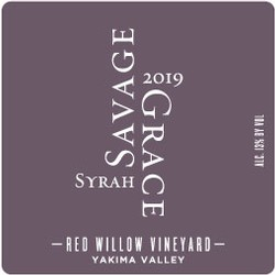 2019 Syrah, Red Willow